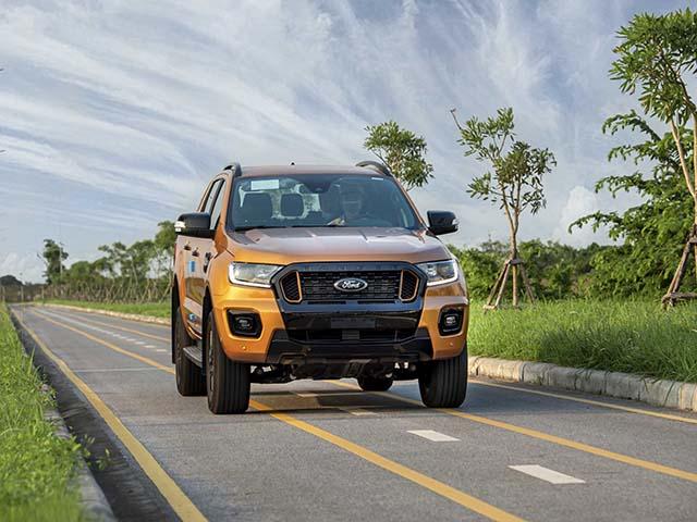 10 điều nên biết về quá trình thử nghiệm chất lượng xe Ford Ranger