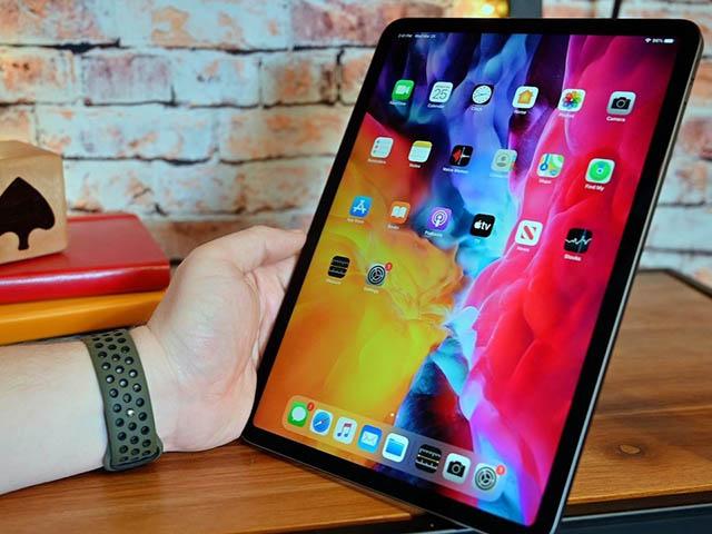 iPad vẫn giữ ngôi bá chủ về doanh số trên thị trường tablet