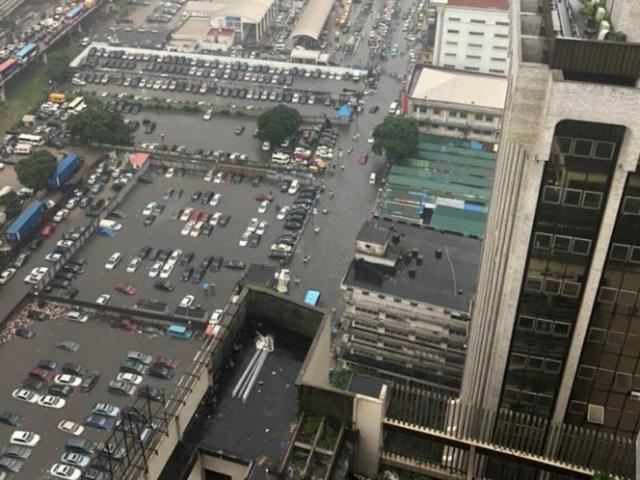 Thành phố đông dân nhất châu Phi sẽ trở thành nơi không thể sống nổi