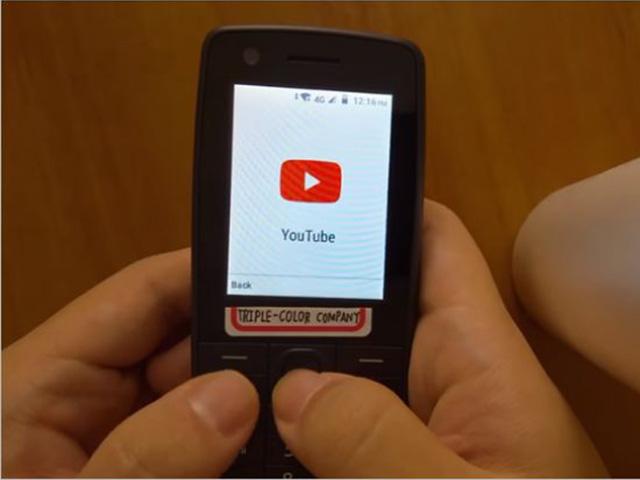 """Độc đáo Nokia 400 """"cục gạch"""" chạy... Android"""