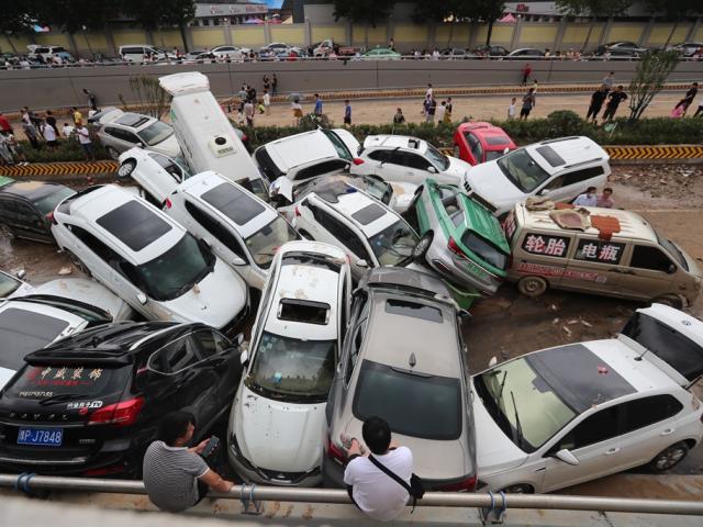 Lũ lụt thảm họa ở Hà Nam: Số người chết tăng đột biến gấp 3 lần