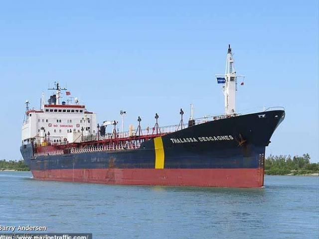"""""""Biệt kích Iran"""" bị nghi đổ bộ tàu dầu và tình huống bất ngờ giúp tàu chiến Mỹ đuổi kịp"""