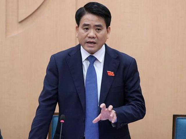Tin tức 24h qua:Ông Nguyễn Đức Chung đề nghị cơ quan điều tra không xử lýtiếpcác cán bộ dưới quyền