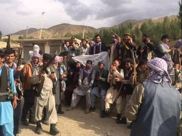 Quân đội Afghanistan thắng lớn, chiếm 3 khu vực từ tay Taliban