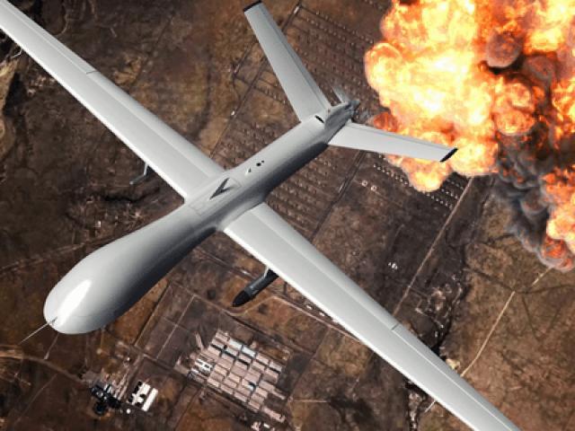 """Mỹ giáng """"đòn thù"""" đầu tiên vào ISIS-K"""