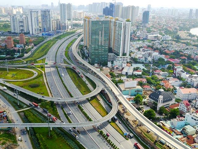 Sự trỗi dậy của thị trường bất động sản vùng ven