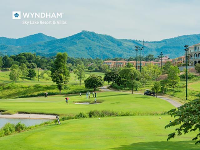 Wyndham Sky Lake Resort & Villas và câu chuyện về thú chơi golf của giới thượng lưu
