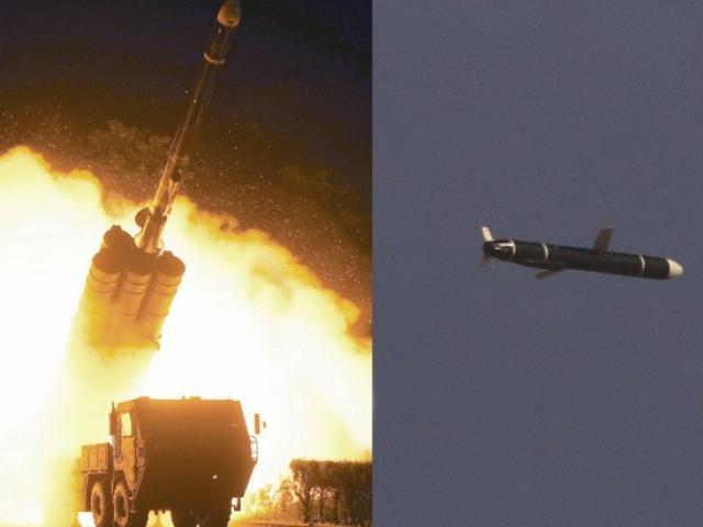 Triều Tiên thử tên lửa hành trình có thể gắn đầu đạn hạt nhân, Mỹ và Nhật phản ứng