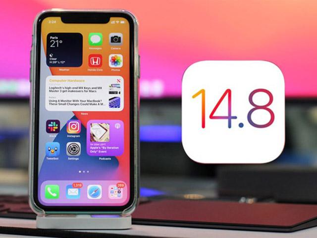 Apple khẩn cấp tung iOS 14.8, người dùng iPhone cần cập nhật càng sớm càng tốt