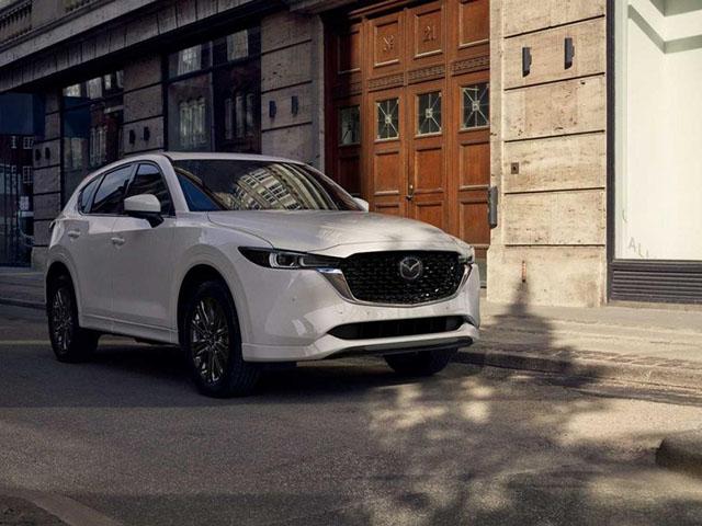 Mazda CX-5 2022 trình làng, dẫn động 4 bánh là trang bị tiêu chuẩn