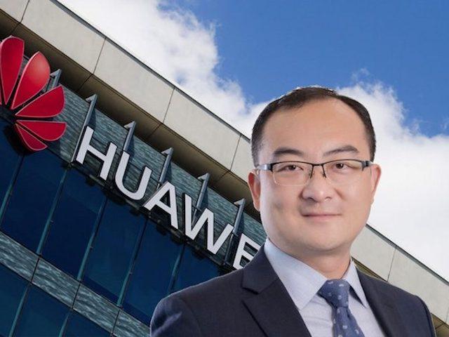 """""""Gã khổng lồ"""" công nghệ Huawei thay """"tướng"""" tại Việt Nam"""