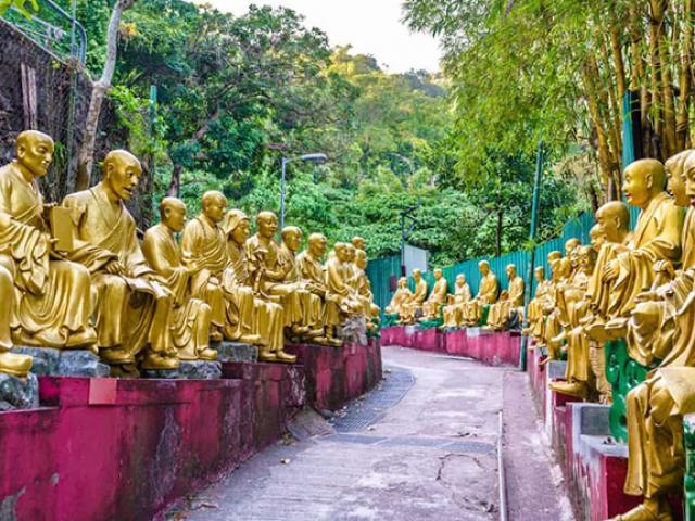 Hồng Kông thu hút hàng triệu du khách ghé thăm nhờ những điểm đến ấn tượng này