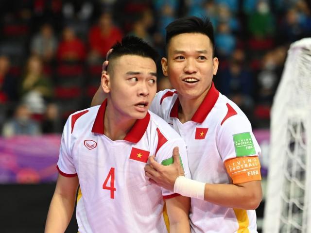 Futsal Việt Nam thắng kịch tính ở World Cup: Dân mạng Thái Lan nói gì?