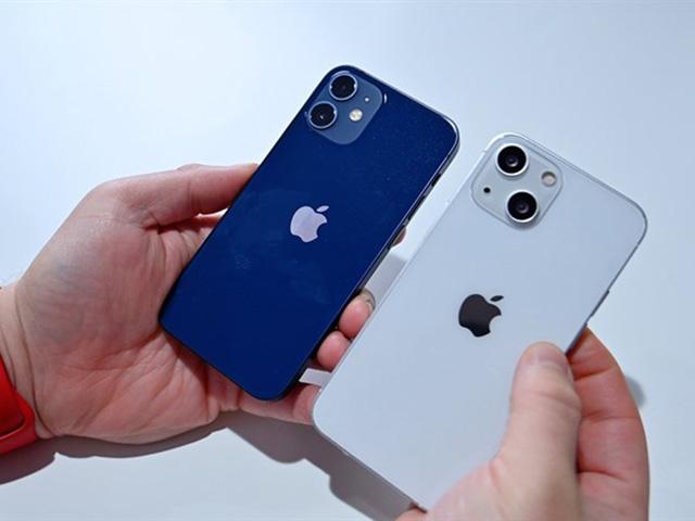 Chọn iPhone nhỏ nhất: iPhone 13 mini, 12 mini hay SE 2020?