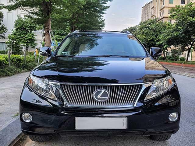Hơn 1 tỷ đồng mua xe SUV Hàn mới hay mua xe Lexus RX 350 đời 2011