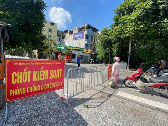 Người phụ nữ bán rau dương tính với SARS-CoV-2, Hà Nội ra thông báo khẩn tìm người