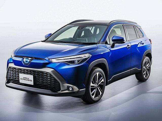 Toyota Corolla Cross ra mắt tại quê nhà, có thêm hệ dẫn động AWD