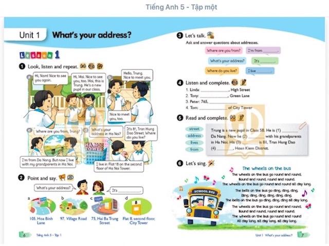 Cách xem sách giáo khoa và video bài giảng lớp 1 - 12 trực tuyến