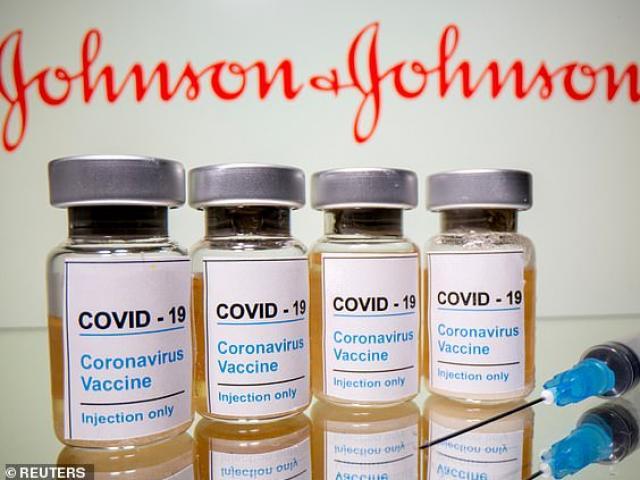 Johnson & Johnson công bố hiệu quả mũi vắc xin thứ hai