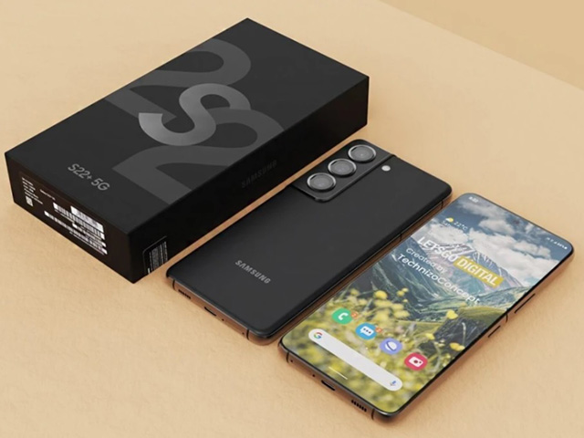 Toàn cảnh về thiết kế Galaxy S22, đẹp hơn cả iPhone 13