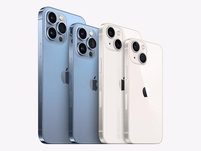 """Vừa cho phép đặt trước, iPhone 13 đã """"cháy hàng"""" hơn iPhone 12"""
