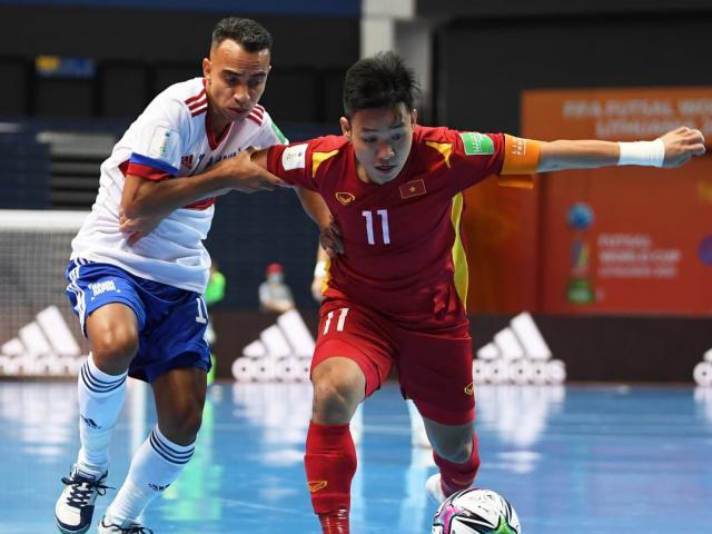 Futsal Việt Nam thua sát nút Á quân thế giới: Fan Thái Lan xôn xao