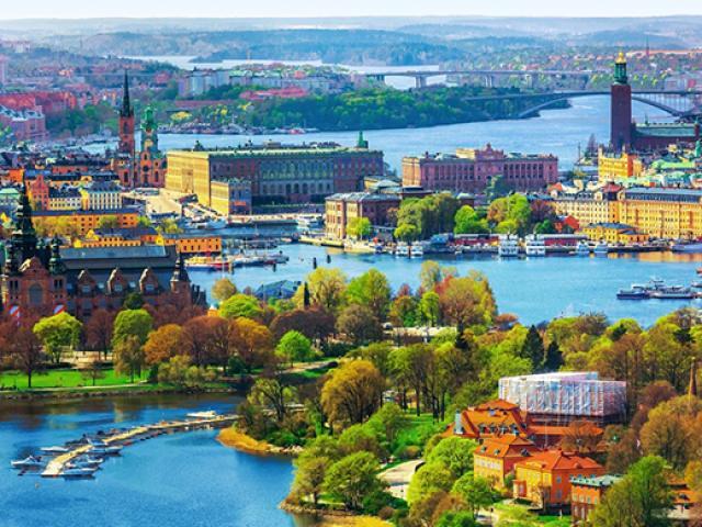 Du khách ngẩn ngơ trước những bến cảng đẹp nhất thế giới