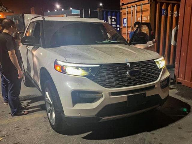 Ford Explorer mới về Việt Nam, giá hơn 4 tỷ đồng
