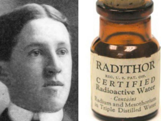 Mỹ: Người đàn ông giàu có hàng ngày uống nước phóng xạ và kết cục hãi hùng
