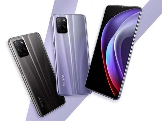 Ra mắt Realme V11s 5G chơi game khỏe, pin 5000 mAh, giá hơn 4 triệu