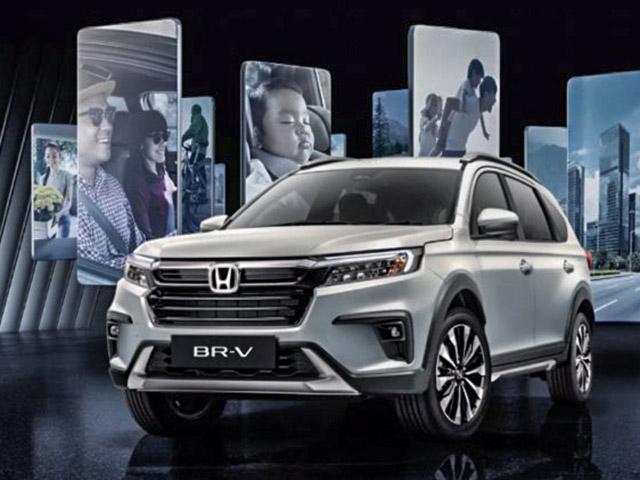 Honda BR-V mới trình làng, rộng cửa về Việt Nam vì có thiết kế hấp đẫn