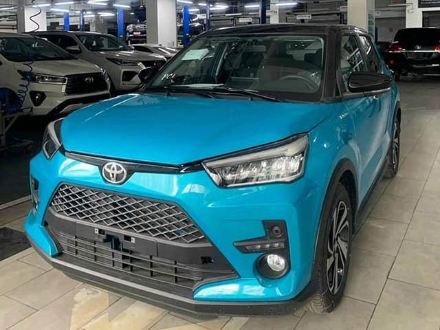 Toyota Raize xuất hiện tại đại lý, giá bán dự kiến khoảng 500 triệu đồng