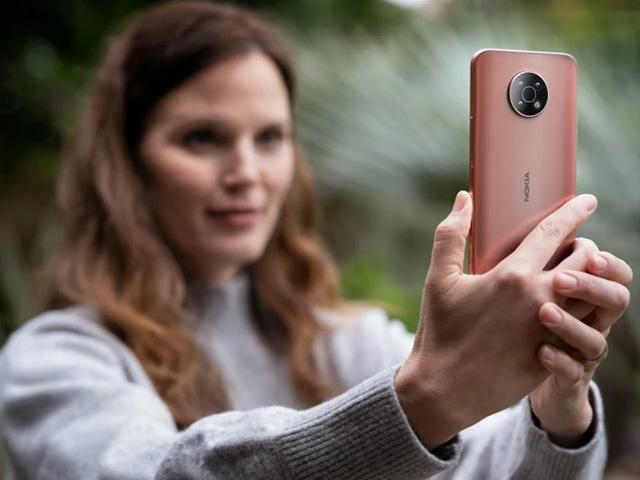"""Đây là chiếc điện thoại Nokia 5G pin """"trâu"""" nhất"""