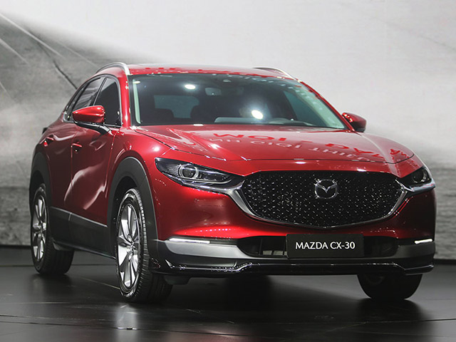 Giá xe Mazda CX-30 lăn bánh tháng 9/2021