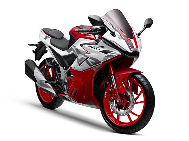 Trình làng GPX Demon GR200R 2022: Sportbike tuyệt đẹp, giá 55 triệu