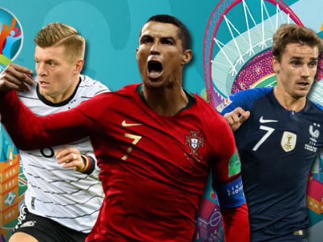 Bảng xếp hạng bóng đá vòng chung kết EURO 2020 mới nhất: Italia 6 điểm