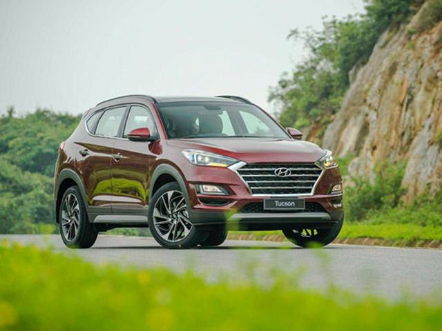 Hyundai Tucson được đại lý mạnh tay giảm giá gần 50 triệu đồng