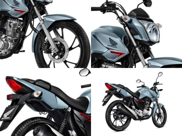 Chi tiết xe côn 2021 Honda CG 160 Fan giá 39,5 triệu đồng