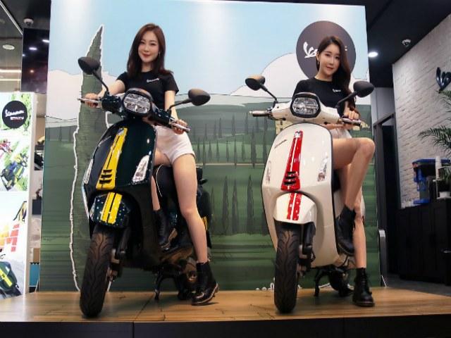 Vespa Racing Sixties mở rộng thị trường ở Đông Nam Á