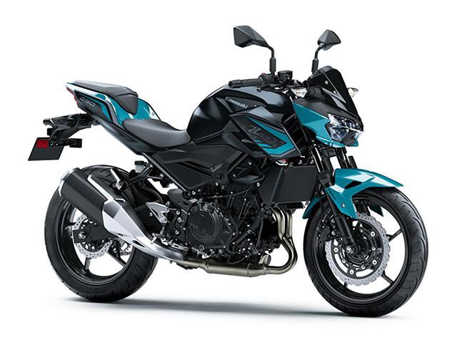 Kawasaki Z250 2021 trình làng: Giá cực ngọt, trang bị lại khủng