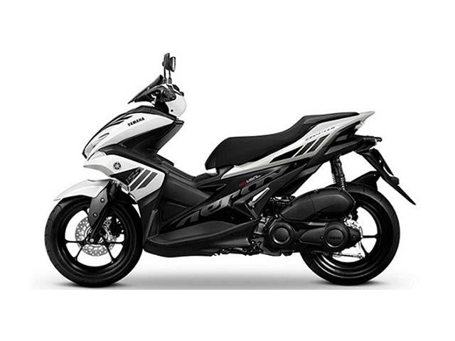 """""""Vua xe ga đường phố"""" Yamaha Aerox 155 2021 lộ diện"""