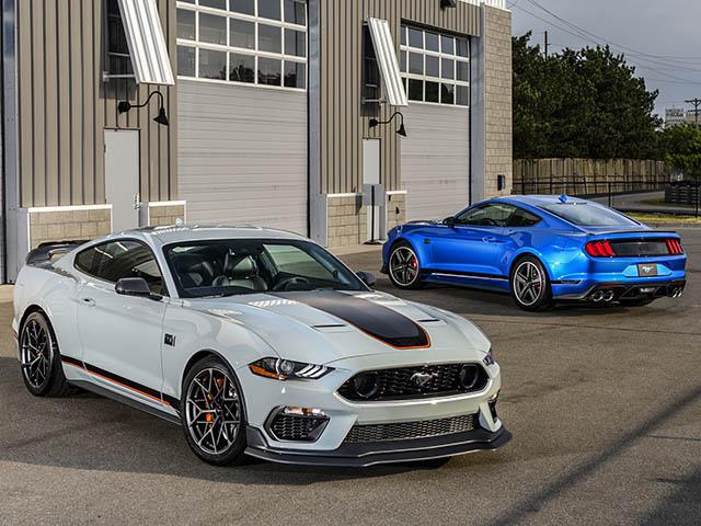 Ford Mustang Mach 1 lựa chọn tối ưu cho người mê tốc độ