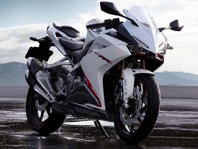 "CBR300R 2021: ""Quân bài bí ẩn"" của Honda"