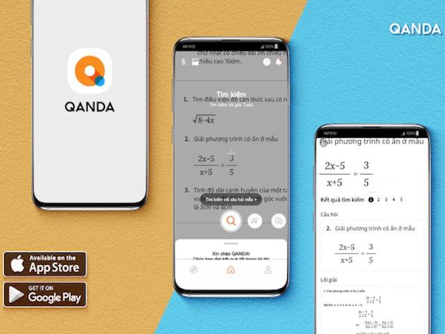 Ứng dụng giải toán chỉ trong 5 giây bằng AI, lọt top 1 Google Play và App Store
