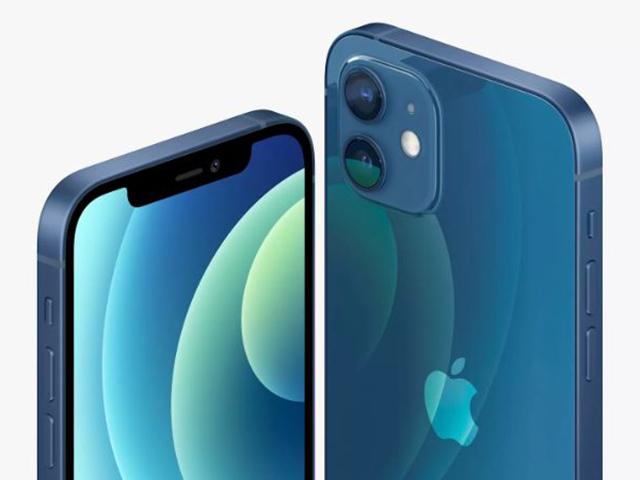 Khui hộp phiên bản iPhone 12 màu Xanh Navy tuyệt đẹp