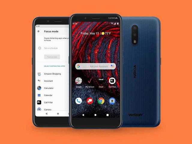 Ra mắt thêm Nokia 2 V Tella giá cực rẻ 2,1 triệu đồng