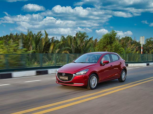 Giá xe Mazda2 lăn bánh tháng 10/2020, giảm tới 50 triệu đồng