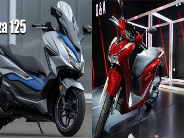 Đây là mẫu xe tay ga mới của Honda sẽ thay thế SH 125