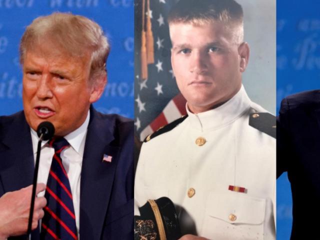 Ông Trump đưa đối tác làm ăn của con trai ông Biden đến cuộc tranh luận cuối cùng