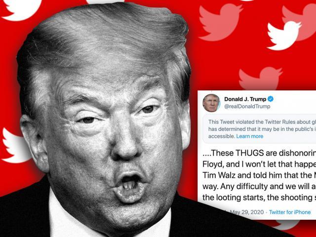 """Tài khoản Twitter của ông Trump bị hack, """"sốc"""" vì mật khẩu quá dễ đoán"""